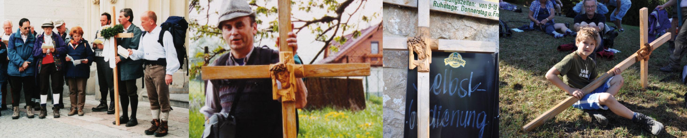 Das Tragekreuz